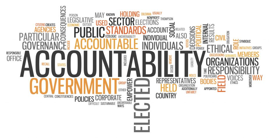 Accountability Goes Public
